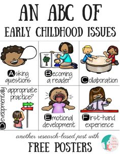 Crayon clipart early childhood development Renaming Childhood Who Do Reframing