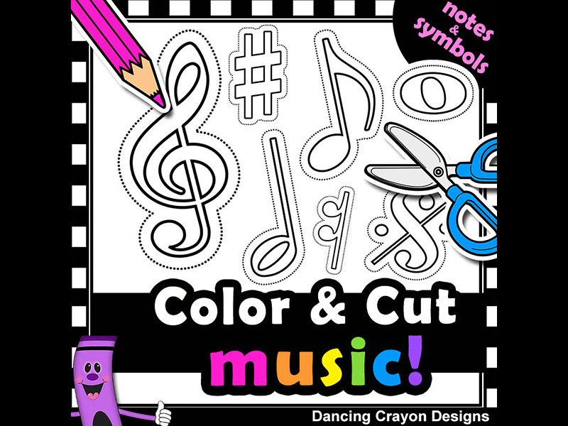 Crayon clipart early year · Music music Years; years