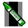 Crayon clipart green crayon Free Panda png Clipart Clipart