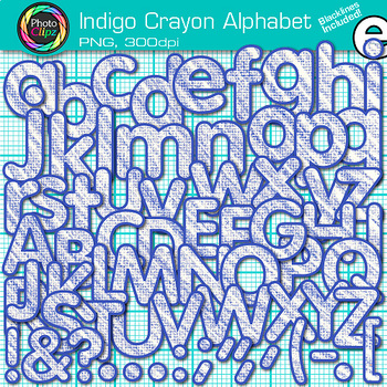 Crayon clipart indigo Indigo Crayon for Indigo {Great