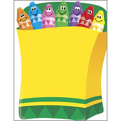 Crayon clipart page border Black Crayon Crayon Clip Images