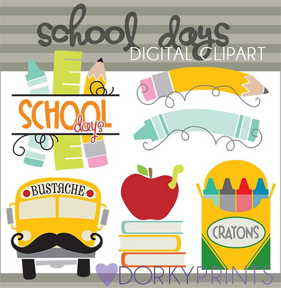 Crayon clipart school Personal crayon collection Cute to