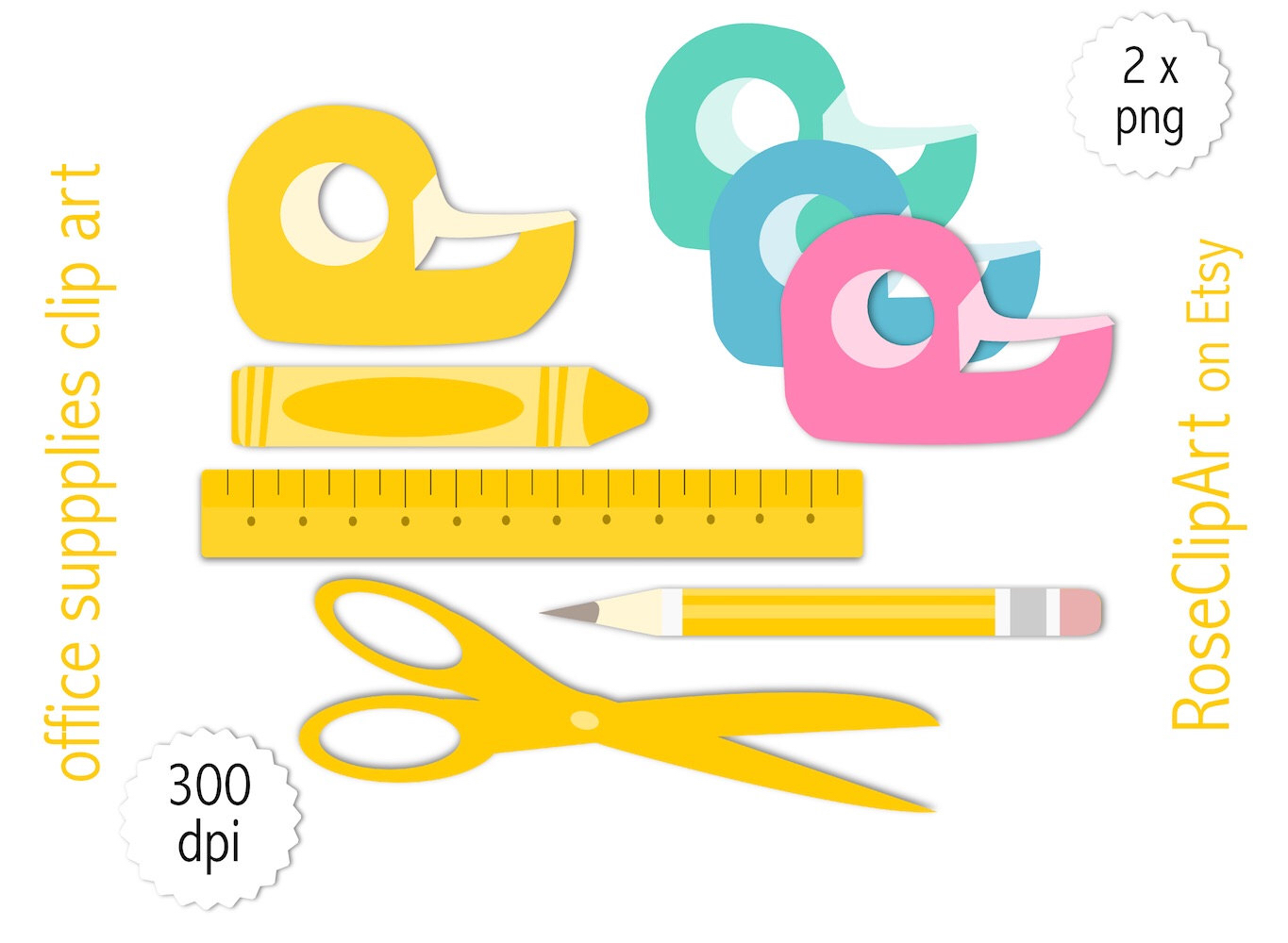 Crayon clipart scissors Crafting pencil use download