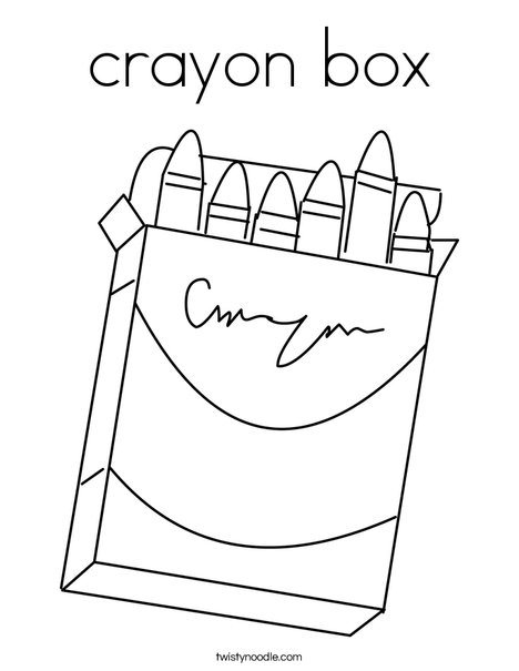 Crayon clipart six Crayon for Pages of coloring