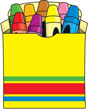 Crayon clipart student Crayon crayon resources Crayons box
