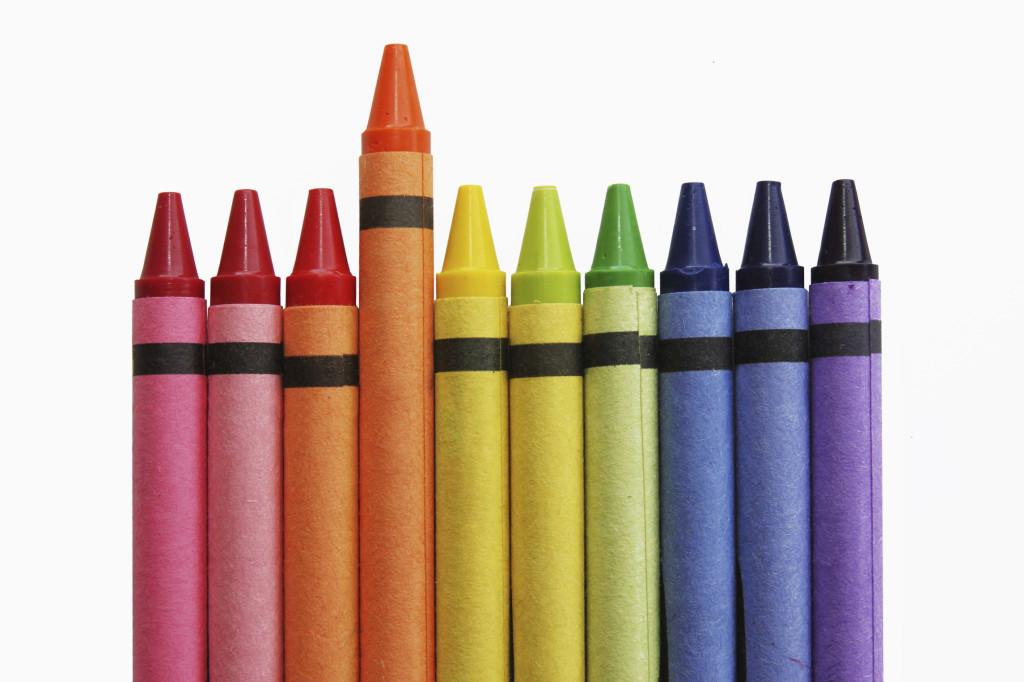 Crayon clipart ten Crayons 1024x682 straight jpg of