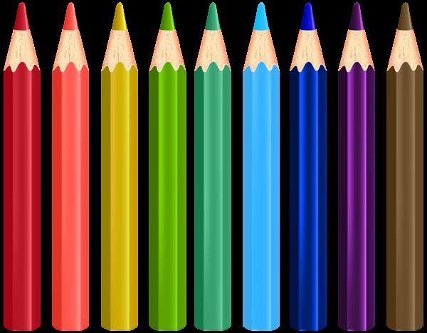 Crayon clipart transparent background Image Transparent Colour Colour PNG