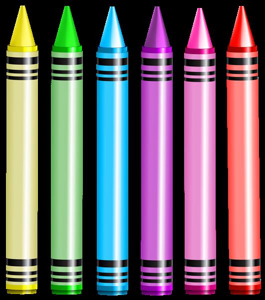 Crayon clipart transparent background Crayons Transparent PNG Crayons Clip