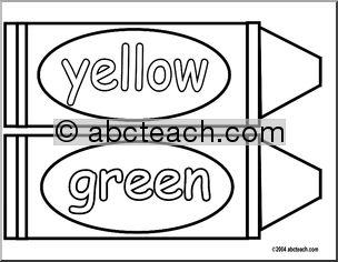 Crayon clipart yellow crayon Crayons clip Clipart Clipart Crayons
