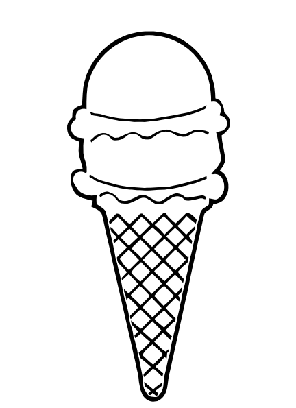 Amd clipart ice cream Foods Cleanclipart Clip Cream Cream