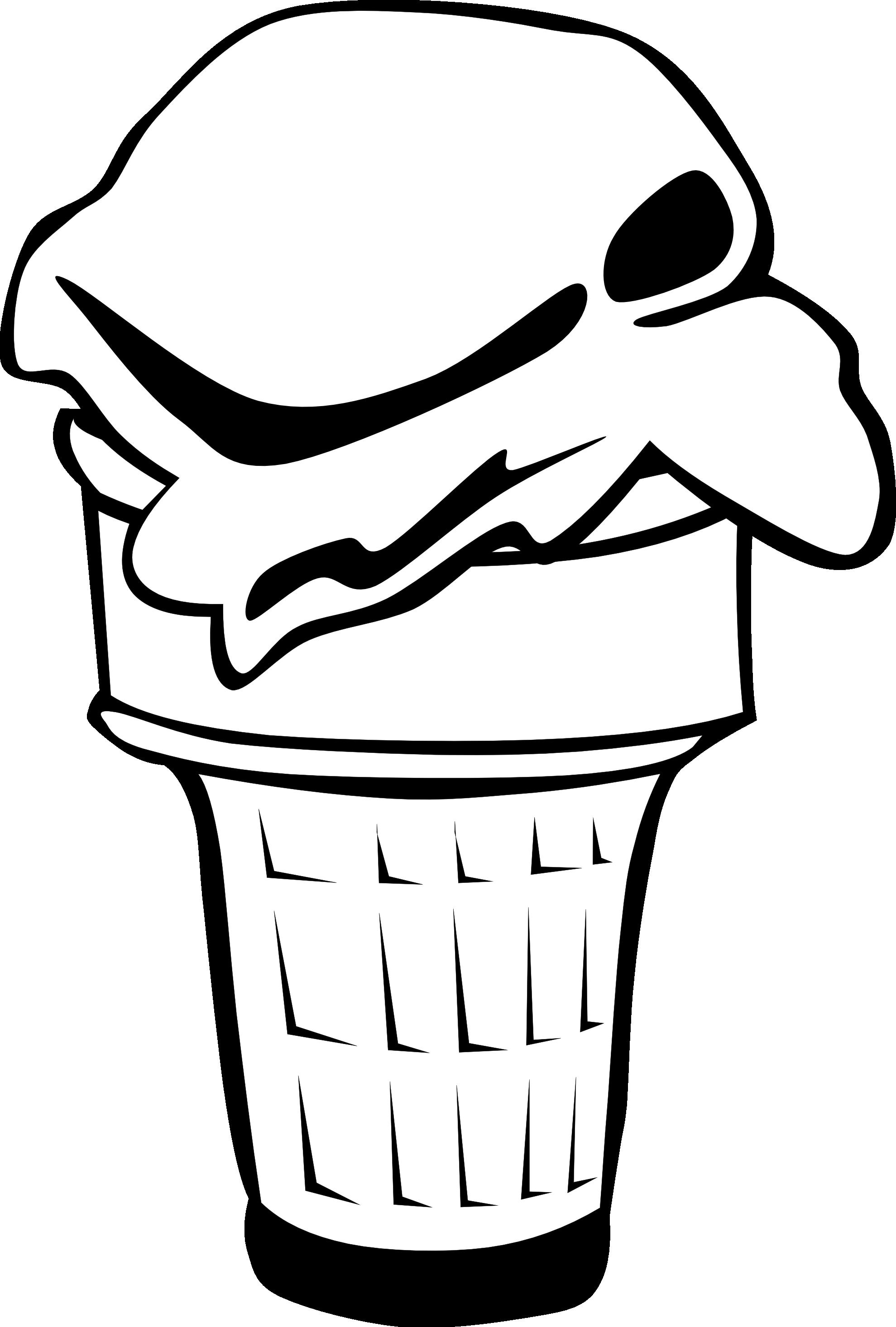 Vanilla clipart Clipart black%20and%20white%20ice%20cream%20cone%20clipart Black Ice Clipart