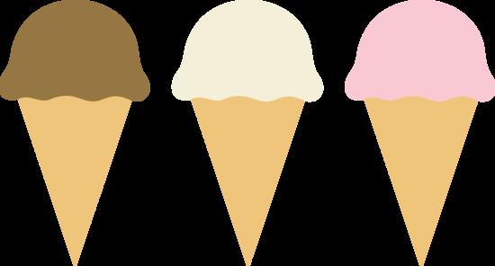 Waffle Cone clipart border Cream Images cream Borders clipart