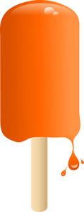 Popsicle clipart orange Clipart Orange Ice Clipart Popsicle