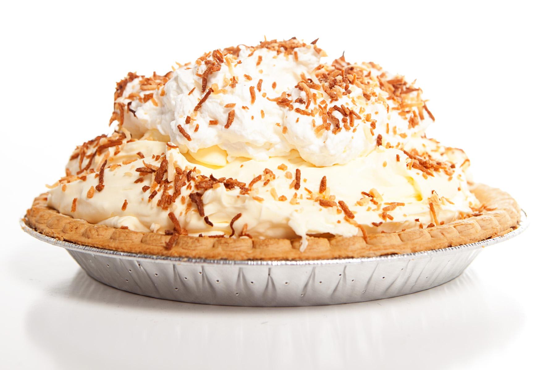 Pie clipart whip cream pie The Pie Coconut Cream Cream