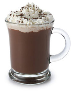 Hot Chocolate clipart cafe Clip chocolate with with or