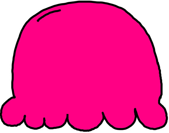 Ice Cream clipart top Clipart Hot to Pink to
