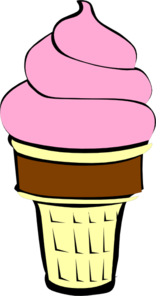 Popsicle clipart strawberry Ice Cream Strawberry Download Clipart