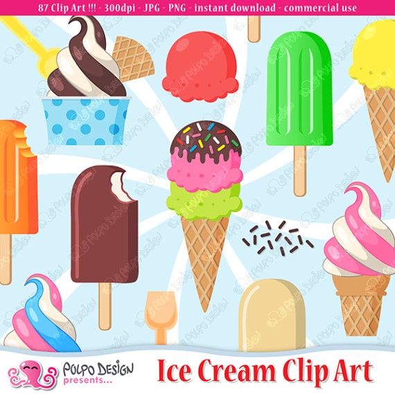 Ice Cream clipart summertime Ice clipart PNG Ice clipart