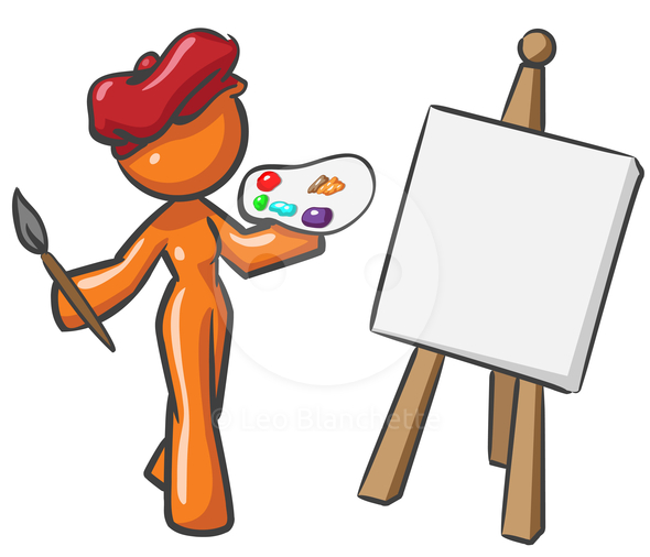 Creative clipart finger painting Clipart Creative Clipart ClipartFest Collection