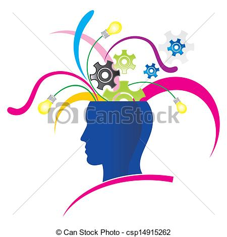 Creative clipart paintbrush Creative Thinking  Clipart