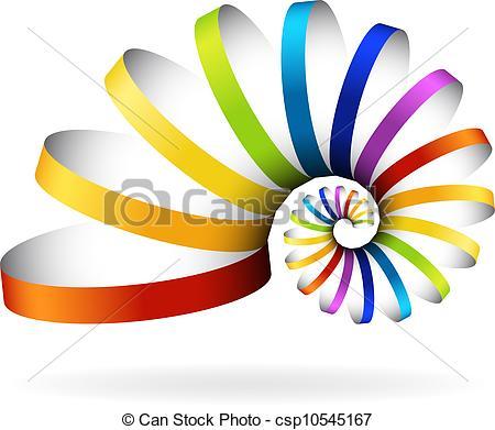 Creative clipart artwork Clip design csp10545167 of design