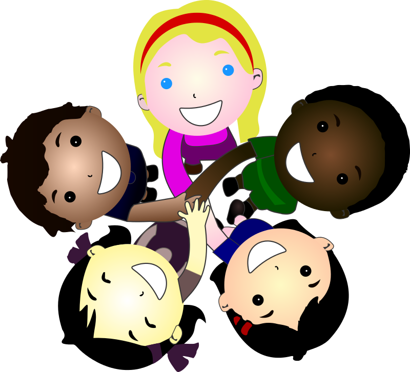 Creative clipart childrens hands Clipart Junior of Image Year