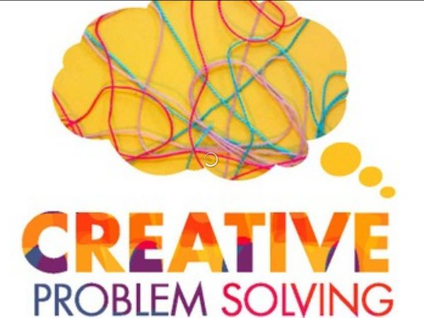 Creative clipart creative problem solving Course Solving An Problem Careerindia