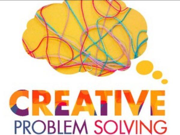Creative clipart creative problem solving Solving Problem Careerindia course –