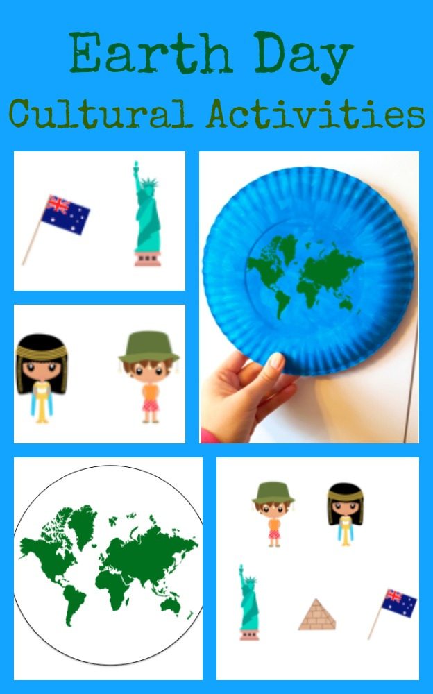Culture clipart earth Activities Day & Day Globe