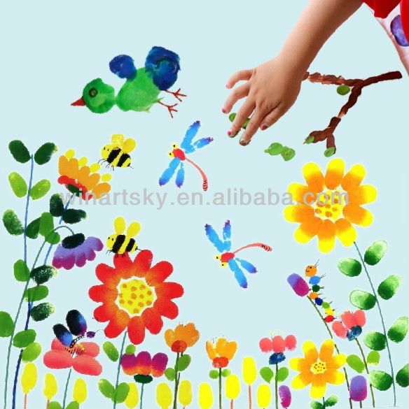 Creative clipart finger painting 02 Kids Fg Creative And
