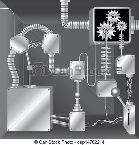 Creative clipart invention Clip creative illustration Vector csp14762214
