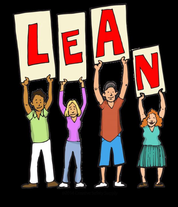 Creative clipart lean Lean Product Industrial Lean