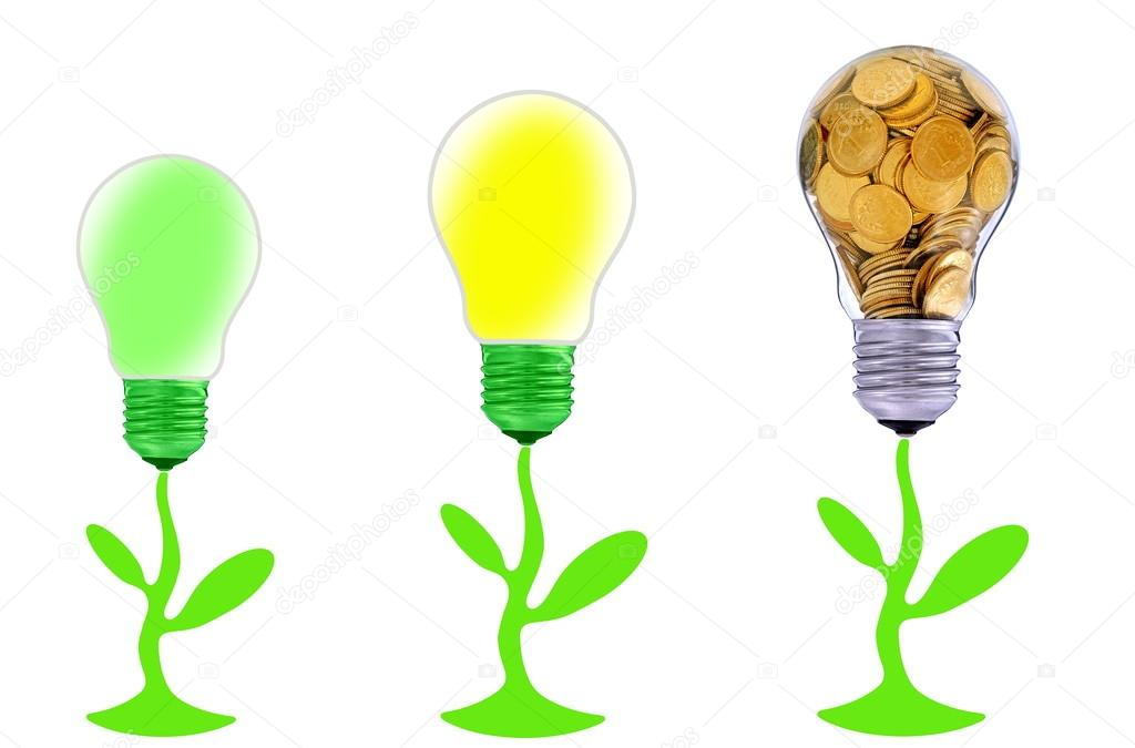 Creative clipart light energy Renewable Creative – of of