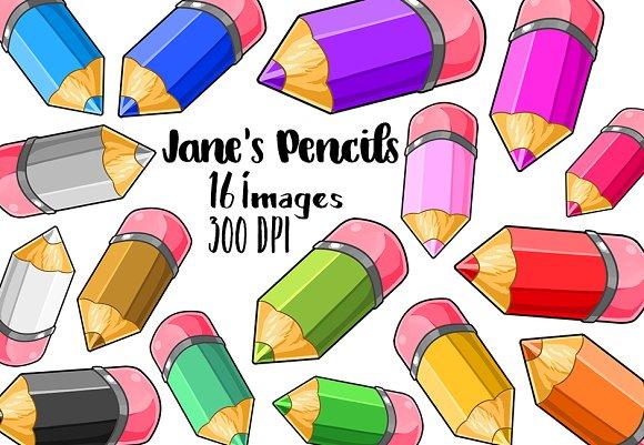Crayon clipart kawaii Creative Kawaii Pencil Kawaii on