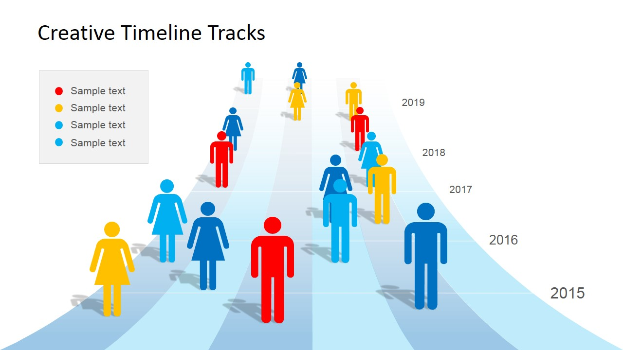 Creative clipart powerpoint Timeline &  Timeline Clipart