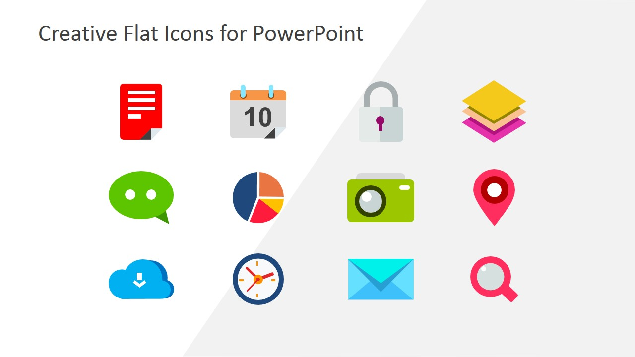 Creative clipart powerpoint Icons Clipart PowerPoint for Business