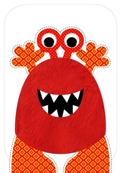 Monster clipart big mouth #14