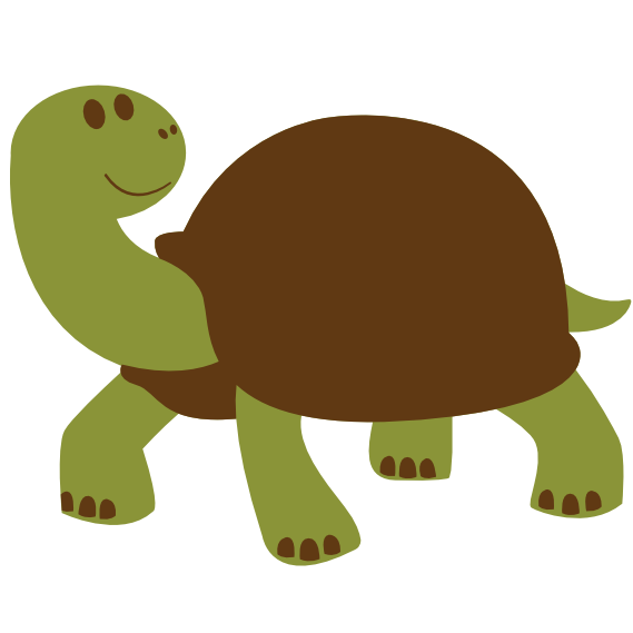 Brown clipart turtle Clip Baby free art animals
