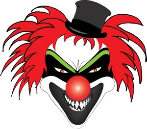 Creepy clipart Cliparts Joker Creepy Clipart Scary