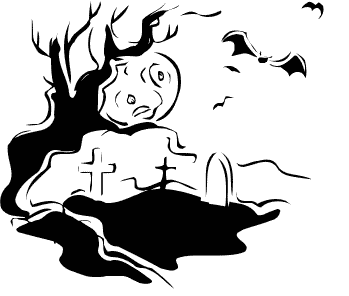 Grave clipart coffin Clipart Public and Bat images