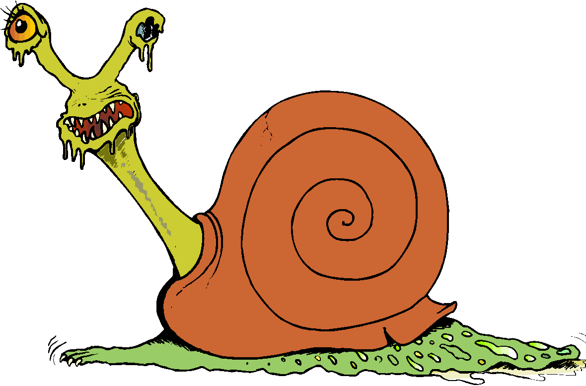 Mollusc clipart cartoon Collection Art Images Creepy Clip