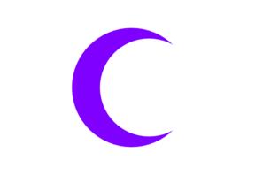 Crescent clipart Vector clip Art Crescent at