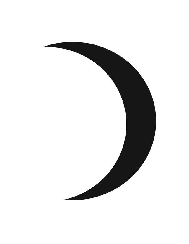 Crescent clipart Free Download Moon Symbol And