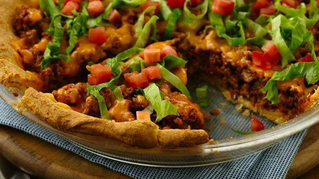 Crescent clipart dinner roll Pie Recipes Taco Tip Make