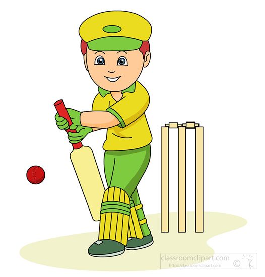 Cricket clipart Clipart From: black Boy Results