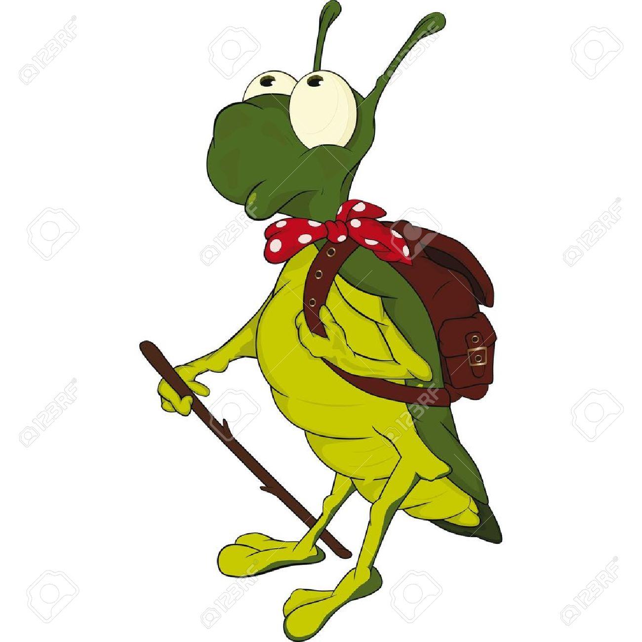 Cricket clipart singing #5
