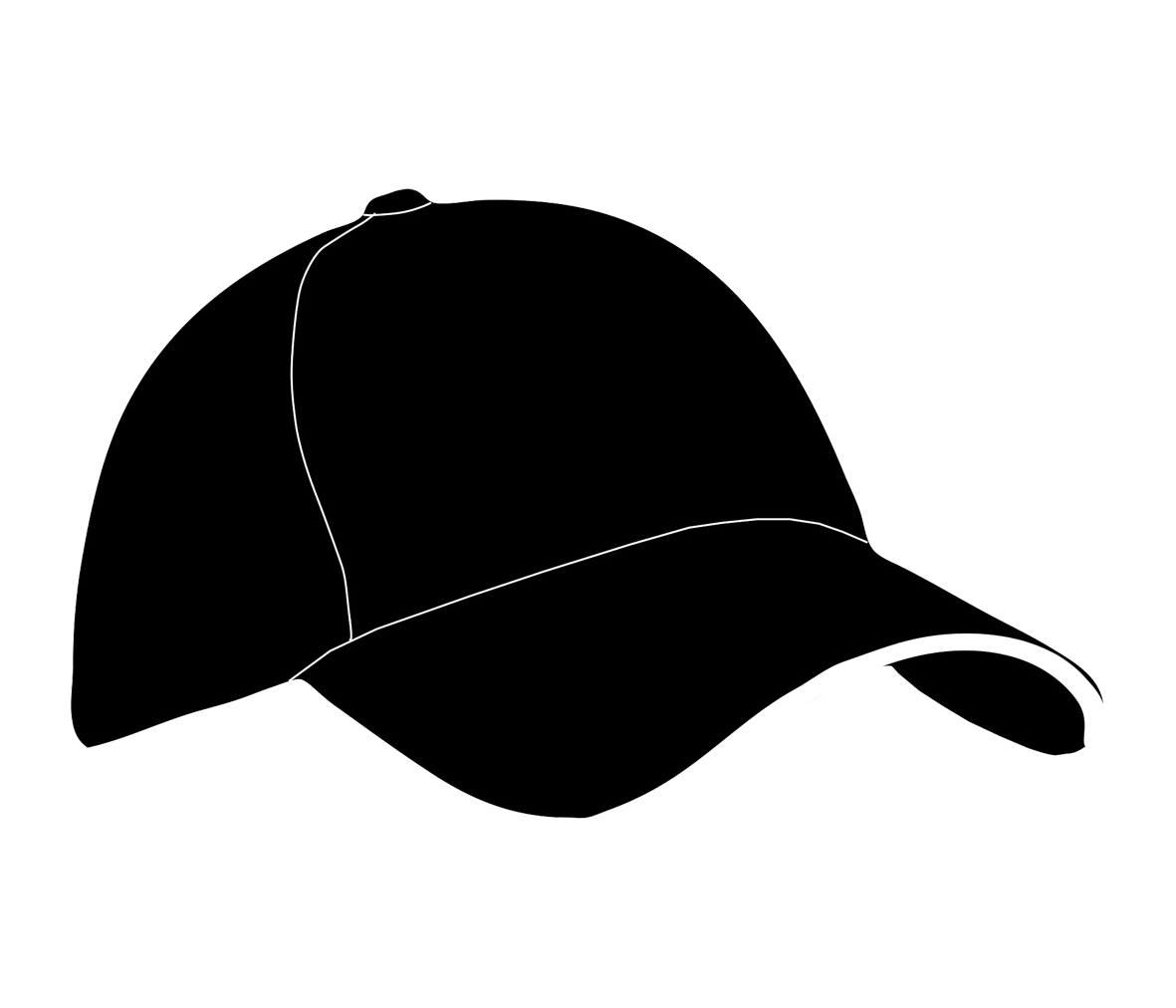 Baseball clipart black background Baseball colored icon baseball basball