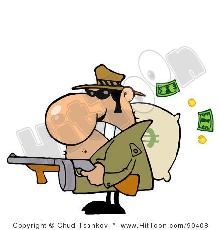 Criminal clipart Crime cliparts Clipart Organized Criminal