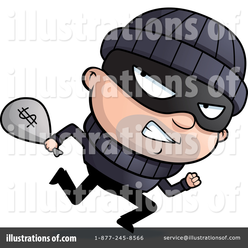 Criminal clipart Criminal In Jail Clipart Illustration #214632 Thoman Criminal Criminal