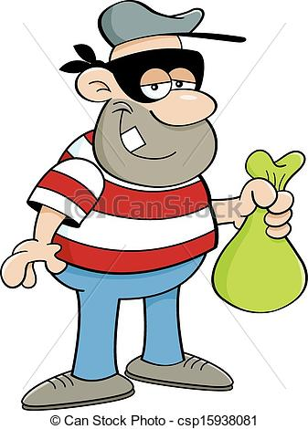Criminal clipart Criminal In Jail Clipart Clipart Cartoon  Criminal